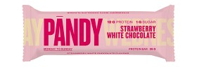 Bild på Pändy Protein Bar Strawberry White Chocolate