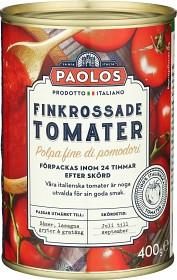 Bild på Paolos Finkrossade Tomater 400 g