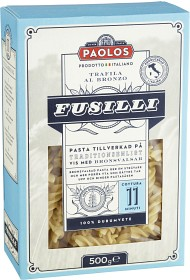 Bild på Paolos Fusilli 500 g