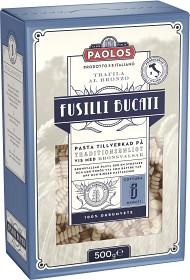 Bild på Paolos Fusilli Bucati 500 g