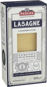 Bild på Paolos Lasagneplattor 500 g