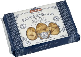 Bild på Paolos Pappardelle 500 g