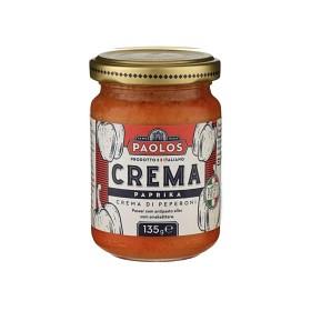 Bild på Paolos Paprika Creme 135 g