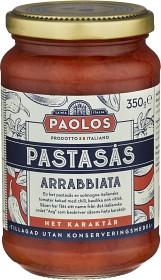 Bild på Paolos Pastasås Arrabbiata 350 g