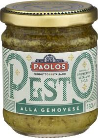 Bild på Paolos Pesto alla Genovese 180 g
