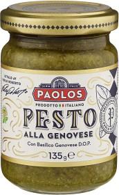 Bild på Paolos Pesto Genovese DOP 135 g