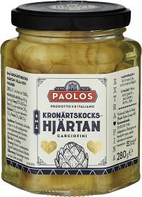 Bild på Paolos Små Kronärtskockshjärtan 280 g