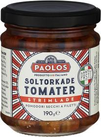 Bild på Paolos Soltorkade Tomater Strimlade 190 g