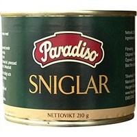 Bild på Paradiso Sniglar 210 g