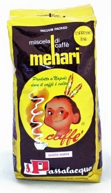 Bild på Passalacqua Kaffe Mehari Hela Bönor 1 kg