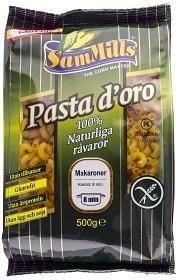 Bild på Pasta d'oro Makaroner Glutenfri 500 g