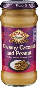 Bild på Patak's Creamy Coconut Sås 350 g