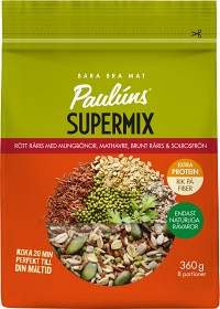 Bild på Paulúns Supermix Rött Råris med Mungbönor 360 g