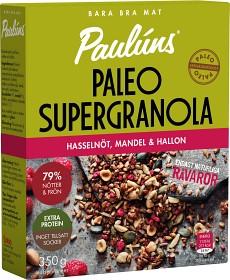 Bild på Pauluns Paleo Granola Hasselnöt 350 g