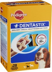 Bild på Pedigree Dentastix Medium 28 st