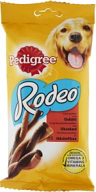 Bild på Pedigree Rodeo Oxkött 8 P
