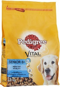 Bild på Pedigree Senior 8+ Healthy Vitality 2,5 kg