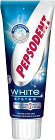 Bild på Pepsodent White System 75 ml