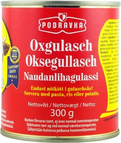 Bild på Podravka Oxgulasch 300 g