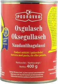Bild på Podravka Oxgulasch 400 g