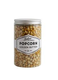 Bild på Leilas Popcorn Gourmet Golden Butter 350 g