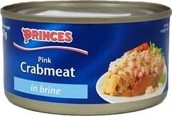 Bild på Princes Salladskrabba Pink 170 g