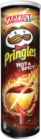 Bild på Pringles Hot & Spicy 200 g