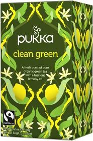 Bild på Pukka Clean Green 20 tepåsar