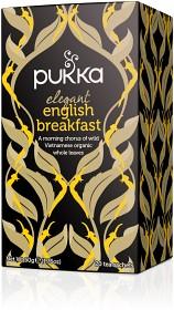 Bild på Pukka Elegant English Breakfast 20 tepåsar