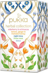Bild på Pukka Herbal Collection 20 tepåsar