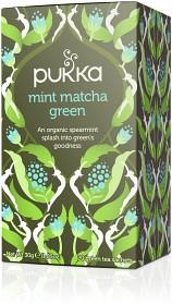 Bild på Pukka Mint Matcha Green 20 tepåsar