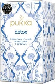 Bild på Pukka Detox Tea 20 tepåsar
