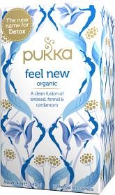 Bild på Pukka Feel New Tea 20 tepåsar
