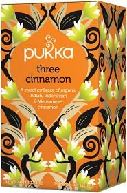 Bild på Pukka Three Cinnamon 20 tepåsar
