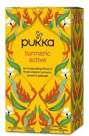 Bild på Pukka Turmeric Active 20 tepåsar