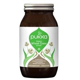 Bild på Pukka Wheat Grass Pulver 110 g