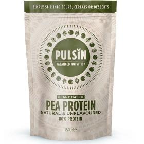 Bild på Pulsin Ärtprotein 250 g