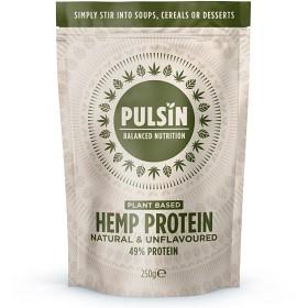 Bild på Pulsin Hampaprotein 250 g