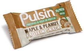 Bild på Pulsin Maple Peanut Protein Bar 50 g