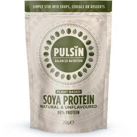 Bild på Pulsin Sojaproteinisolat 250 g