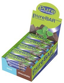Bild på Pure Bar Premium Mint Chocolate 20 st