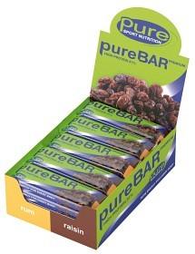 Bild på Pure Bar Premium Rum Raisin 20 st