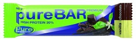 Bild på Pure Bar Premium Vanilla Chocolate 60 g