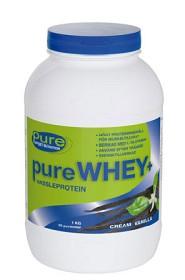 Bild på Pure Whey Cream Vanilla 1 kg