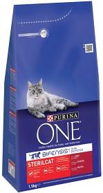 Bild på Purina One Sterilcat Oxkött 1.5 kg