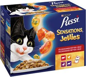Bild på Pussi Sensations Jellies 12 p