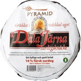 Bild på Pyramidbageriet Dala Järna Surdegsknäcke 500 g