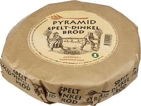 Bild på Pyramidbageriet Speltbröd 550 g