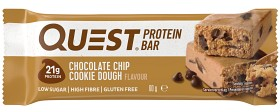 Bild på Questbar Chocolate Chip Cookie Dough 60 g