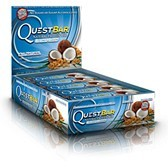 Bild på Questbar Coconut Cashew 12 st
